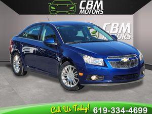 2013 Chevrolet Cruze for Sale in El Cajon, CA