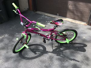Pink and green bike for Sale in West Springfield, VA