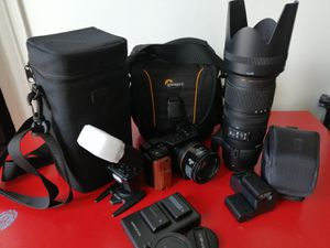 Sony a6400 Camera Package. for Sale in Waltham, MA
