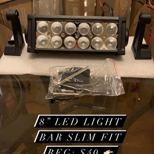 Led Light Bar Quads Yamaha Polaris Rzr Can Am for Sale in Ontario, CA