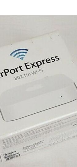 Apple AirPort Express Wireless Base Station (MC414LL/A) A1392 SEALED for Sale in Seattle,  WA