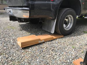 Truck camper ramps. for Sale in Federal Way, WA