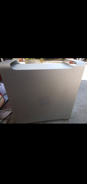 Apple power mac desk top computer for Sale in Moreno Valley, CA