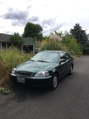 2000 civic wtt for Sale in Beaverton, OR