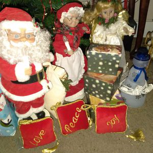 Christmas Decorations for Sale in Evansville, IN