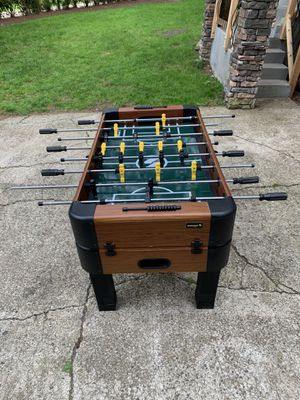 Foosball and air hockey table for Sale in Issaquah, WA