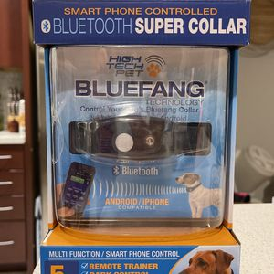 Bluetooth Bark Control Training Dog Collar for Sale in Phoenix, AZ