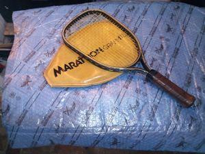 Marathon graphite ektelon tennis racket for Sale in Los Angeles, CA