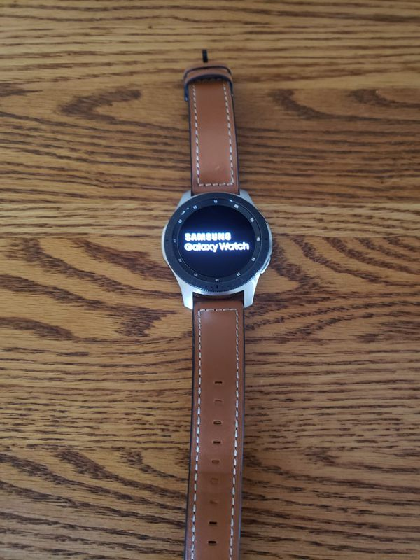 46mm LTE Samsung Galaxy Watch