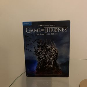 Game Of Thrones Complete Series 8 Seasons BLue Ray for Sale in Miami, FL