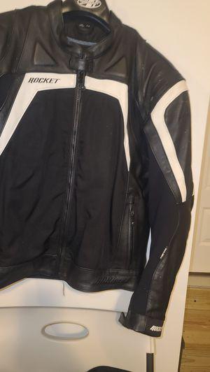 Rocket motorcycle jacket for Sale in La Vergne, TN