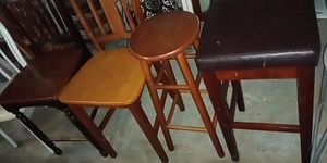 Bar stool s . 10 each for Sale in Pittsburgh, PA