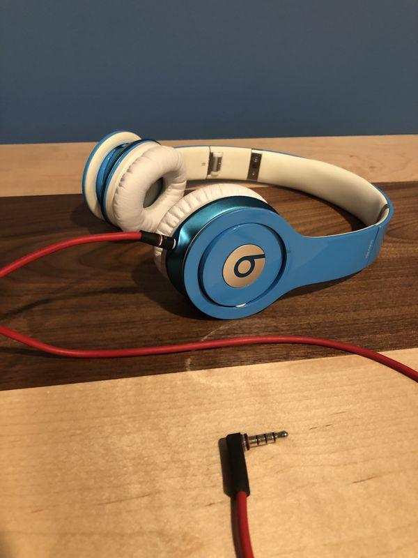 Beats headphones (Solo HD)