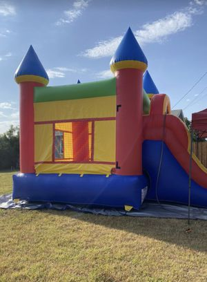Waterslide jumper combo Friday Saturday Sunday for Sale in Ontario, CA