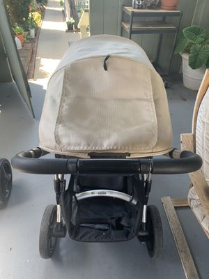 Uppababy Vista with Rumble Seat - Double Stroller for Sale in Santa Monica, CA