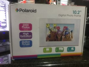 Polaroid Ditigal Photo Frame for Sale in Chicago, IL
