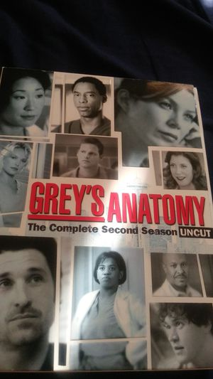 Greys Anatomy complete second season!! for Sale in MONTGOMRY VLG, MD