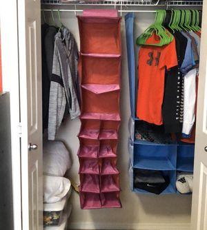 Closet organizer for Sale in Greenacres, WA
