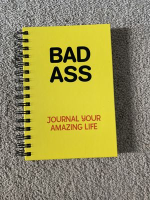 Bad Ass Journal for Sale in Chicago, IL