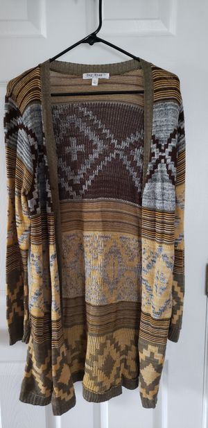 Womens sweater cardigan for Sale in Streamwood, IL