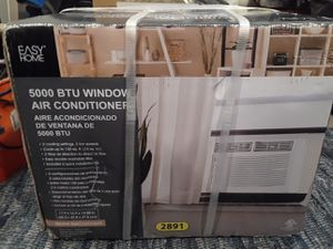 New* Easy Home Air Conditioner Window unit for Sale in Fort Washington, MD