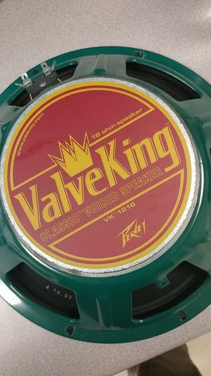 """Valve king speaker 75W 12"""" never used for Sale in Gambrills, MD"""