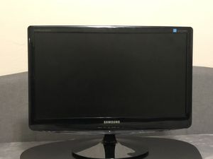 """Samsung Computer Monitor 21.5"""" for Sale in Alafaya, FL"""