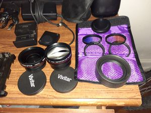 Nikon Bag and Accessories for Sale in Knoxville, TN