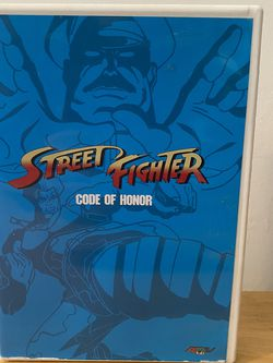 Street Fighter Code Of honor for Sale in West Deptford,  NJ