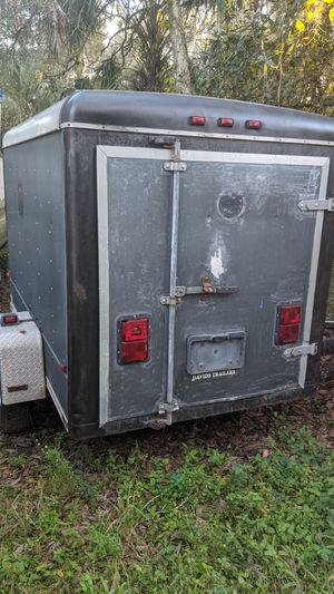 5x8 Wells Cargo enclosed for Sale in Fort Myers, FL