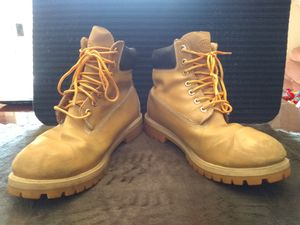 State Street Steel toe boots size 12 for Sale in Modesto, CA