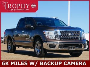 2019 Nissan Titan for Sale in Mesquite, TX