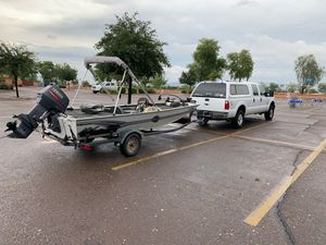 Bass boat for Sale in Mesa, AZ