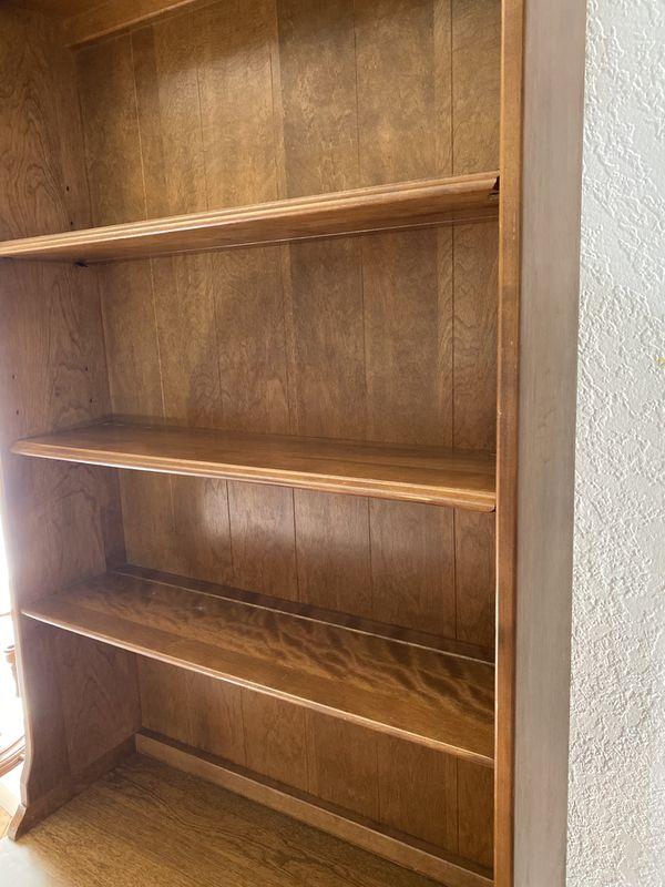 Ethan Allen Dresser with Shelf