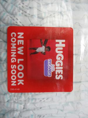 Huggies Little movers ( 150 count) for Sale in Clinton, UT