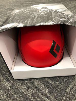 Black Diamond Vapor Helmet (Size M/L) Red for Sale in Alexandria, VA