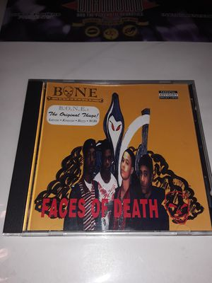 Bone Thugs-N-Harmony's 1st Album *RARE* for Sale in Avondale, LA