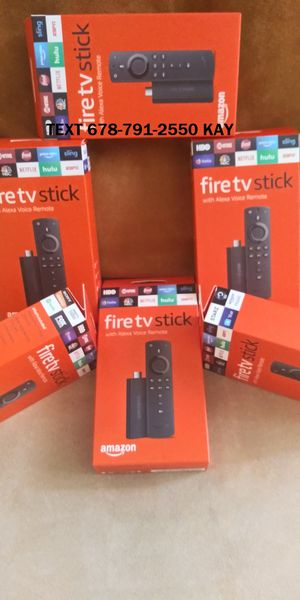 Brand New / Fully Unlocked / Fire TV Stick for Sale in Morrow, GA