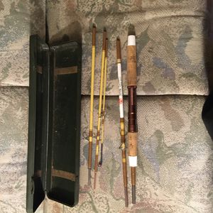 Break-down rod and small reel for Sale in Forest Grove, OR