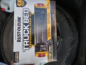 Rust-Oleum truck bed liner for Sale in Wichita, KS