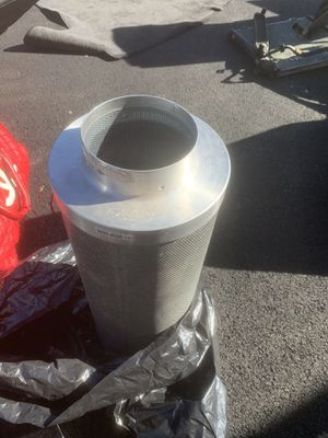 Cal lite carbon filter 8 inch like new for Sale in Providence, RI