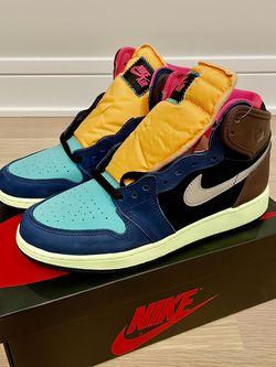 Nike Air Jordan 1 Baroque Brown Bio Hack Size 6.5Y Boys DS New for Sale in Wilmette,  IL