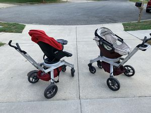 Orbit G1 Baby Strollers & Car Seat w/Base for Sale in Dyess Air Force Base, TX