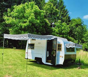 $600 Cardinal Renovated Vintage Camper 1966 for Sale in Columbus, OH