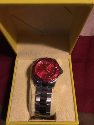 New men's invicta watch rare for Sale in Friendswood, TX