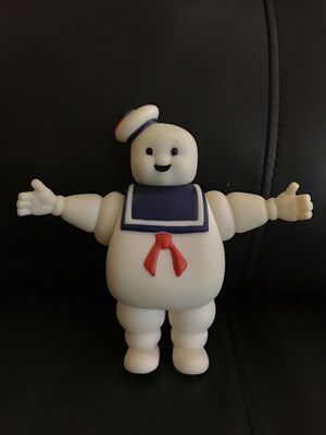 Vintage Ghostbusters Stay Puft Marshmallow Man Toy Figure for Sale in Montebello, CA