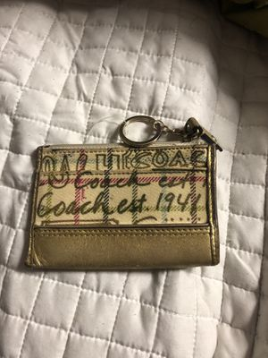 Coach keychain ID for Sale in Hyattsville, MD