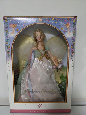 Rare Vintage Collector2006 Golden Angel Barbie for Sale in Naperville, IL