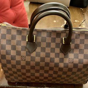 Louis Vuitton Speedy Handbag Damier 30 for Sale in South Brunswick Township, NJ