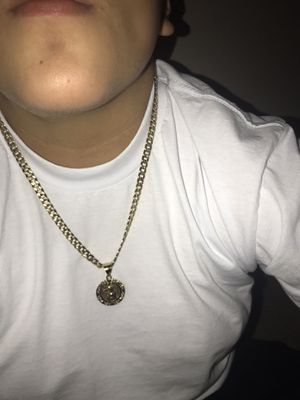 18K gold chain for Sale in Long Beach, CA